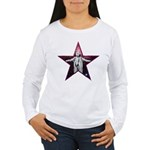 Crowley Star Women's Long Sleeve T-Shirt