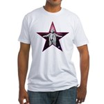 Crowley Star Fitted T-Shirt