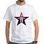 Crowley Star White T-Shirt