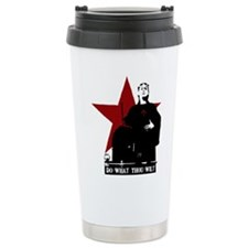 Crowley-Do What Thou Wilt Ceramic Travel Mug