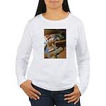 A Carpenter's Tools (2) Women's Long Sleeve T-Shir