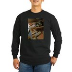 A Carpenter's Tools (2) Long Sleeve Dark T-Shirt