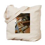 A Carpenter's Tools (2) Tote Bag