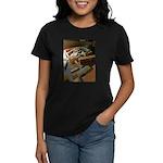 A Carpenter's Tools (2) Women's Dark T-Shirt
