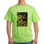 A Carpenter's Tools (2) Green T-Shirt