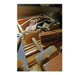 A Carpenter's Tools (2) Postcards (Package of 8)