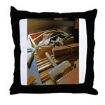 A Carpenter's Tools (2) Throw Pillow