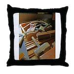 A Carpenter's Tools (2) Throw Pillow