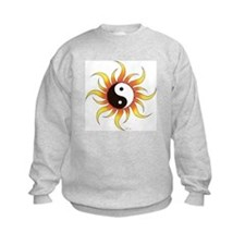 Tribal Yin-Yang Sweatshirt