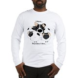 Border Collie - I Herd Long Sleeve T-Shirt