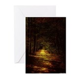 Illuminated Path Greeting Cards (Pk of 10)