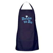 Bride to Be Apron (dark)