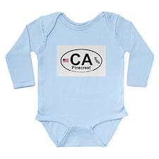 Pinecrest Long Sleeve Infant Bodysuit