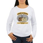 Cocaine & Heroin Women's Long Sleeve T-Shirt