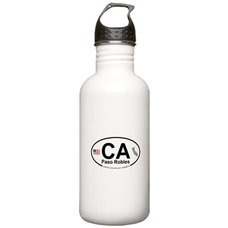 Paso Robles Stainless Water Bottle 1.0L