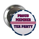 "Proud Member 2.25"" Button"