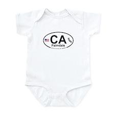 Palmdale Infant Bodysuit
