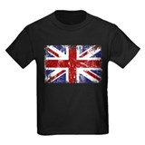 British Flag Punk Grunge T