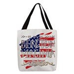 Jack Frost Beach Tote