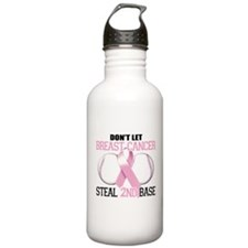 Don't Let Breast Cancer Steal Water Bottle