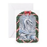 Winter Dragon Greeting Cards (Pk of 10)