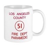 Emergency Squad 51 Small Mugs