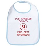 Emergency Squad 51 Bib