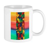 """Rainbow Splash"" Mug"