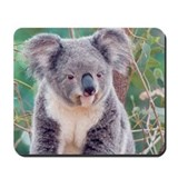 SMILING KOALA BEAR Mousepad