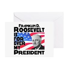 FDR 4ever Greeting Cards (Pk of 20)