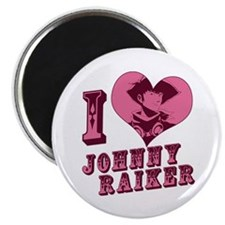 "Revolvers I Love Johnny 2.25"" Magnet (10 pack"