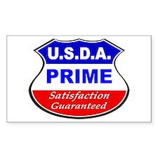 USDA Prime Decal