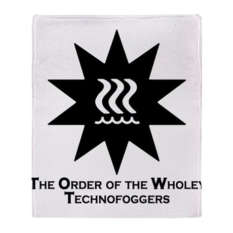 Technofogger Stadium Blanket