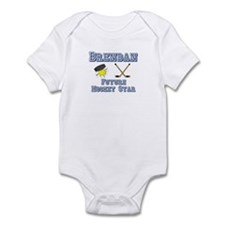 Brendan - Future Hockey Star Infant Bodysuit