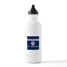 Change It Back Water Bottle