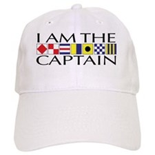 Nautical Flags Baseball Cap