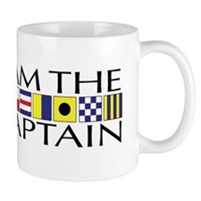 Nautical Flags Mug