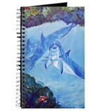 Dolphin Art Journal