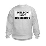 Nelson Is My Homeboy Sweatshirt