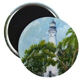 "Key West Lighthouse 2.25"" Magnet (100 pack)"
