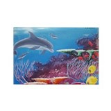 Cute Randall Rectangle Magnet (10 pack)