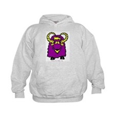 SillyYak CD Awareness Hoodie