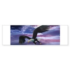 Freedom Eagle Bumper Sticker