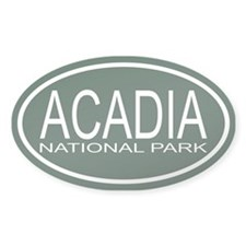 Acadia National Park Bumper Stickers
