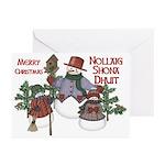 Annemarie's Christmas Cards (Pk of 20)