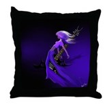 Funny Lead guitar Throw Pillow