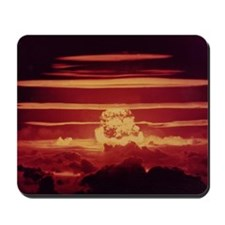 Dakota Nuclear Test Mousepad