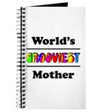 World's Grooviest Mother Journal