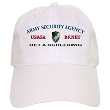 Funny Army security agency Baseball Cap