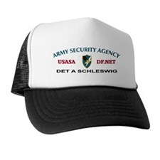 Cute Field station augsburg Trucker Hat